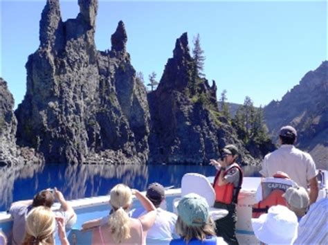 winter park boat tour schedule schedule of events crater lake national park u s