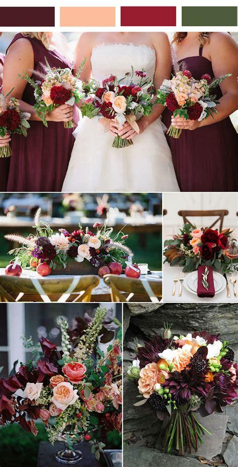 35 inspiring burgundy and wedding ideas for 2017 stylish wedd