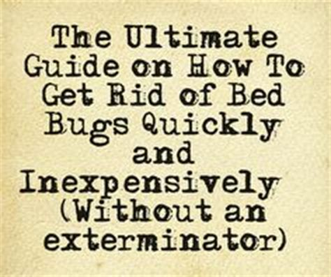 how to get rid of bed bugs cheap this diy bed bug trap is cheap shows signs of an