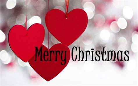 merry christmas quote  hearts pictures   images  facebook tumblr pinterest