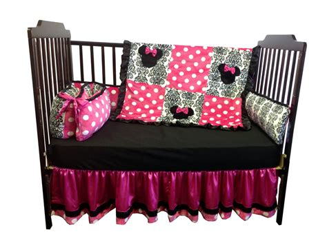 Minnie Mouse Crib Bedding Sets Chandeliers Pendant Lights
