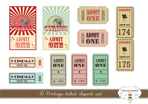 admission ticket cliparts free download clip art free
