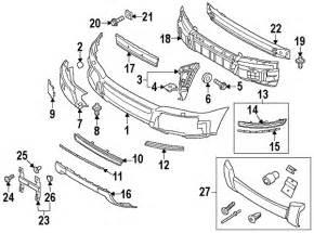 Xc90 Volvo Parts Parts 174 Volvo Xc90 Bumper Components Oem Parts