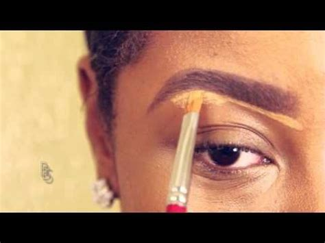 natural eyebrow makeup tutorial for beginners how to makeup tutorial for black women beginners wit easy