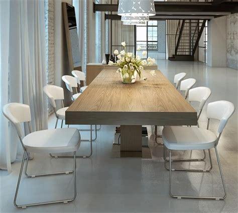 astor dining table set astor dining table 9 set by modloft 1 astor table