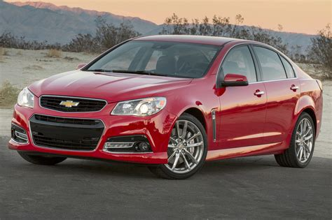 chevy impala ss 2014 for sale maintenance schedule for 2014 chevrolet ss openbay