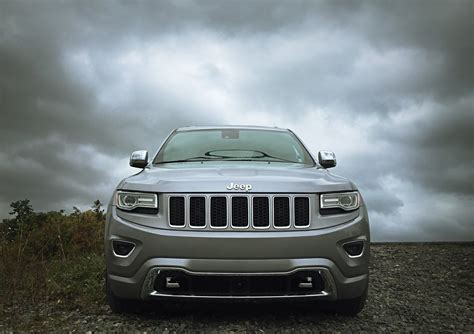 Jeep Overland 2015 2015 Jeep Grand Ecodiesel Overland 4x4 Review