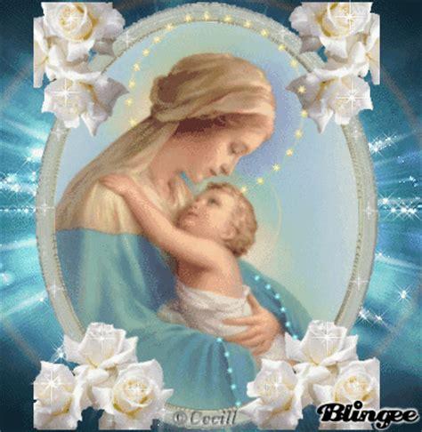 imágenes para hi5 virgen maria santisima virgen maria con el ni 241 o jes 250 s picture