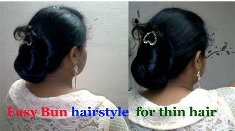 hairstyles for work party thin hair hairstyle for work party easy bun hairstyle for