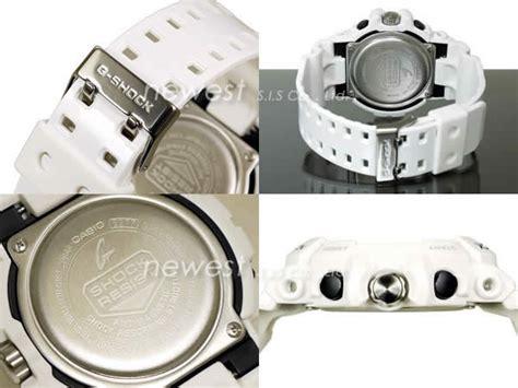 Casio Gac 100gw 7a 楽天市場 casio カシオ g shock gショック white and black series ホワイト