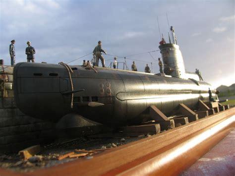 u boot type xxiii elektroboat scale model - German U Boat Type Xxiii