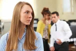 is office gossip harassment gay people don t get top leadership positions at work