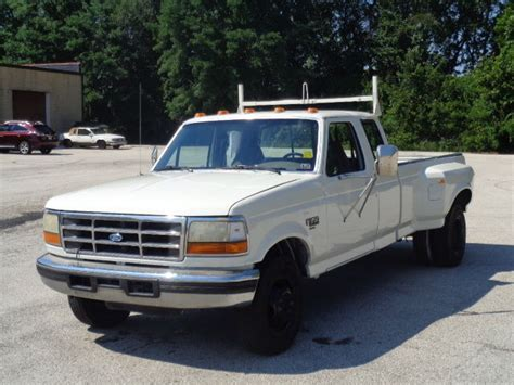 car owners manuals for sale 2002 ford f350 transmission control 1994 ford f350 xlt ext cab rwd 7 3 turbo diesel dually 1owner only 98k manual for sale in