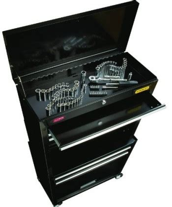 Stanley 5 Drawer Rolling Tool Chest by Rolling Cabinets