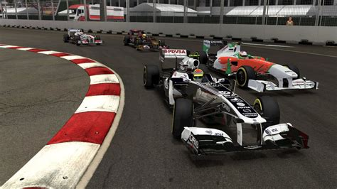 Formula 1 F1 2011 F1 The I D Like To See Gaming And Tech Network