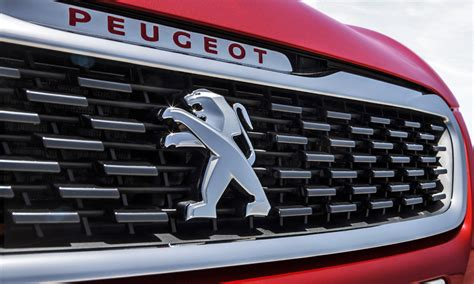 peugeot car badge psa to develop bakkie with brand car