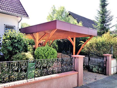 carport plus fabricant de garages en bois et de carport en alsace