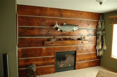 rustic wood wall coverings wall covering 5 ideas for cabin pinterest rustic wood wood