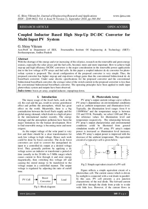 coupled inductor step up converter with charge coupled inductor step up converter with charge 28 images step up dc dc converter by coupled