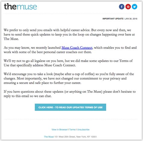 text email template 5 email newsletter templates to always email design
