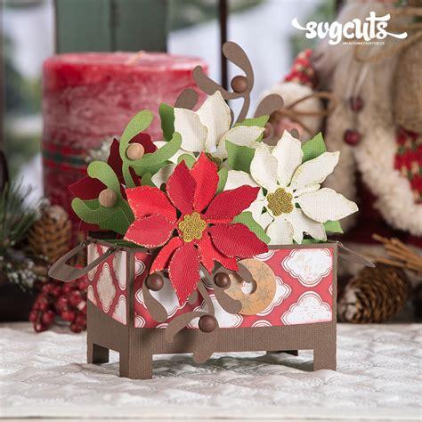 Christmas Gift Card Boxes - christmas box cards svg kit svgcuts com blog