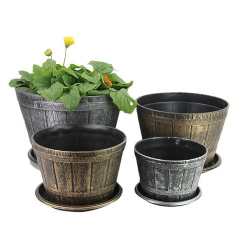 Planter Saucers Plastic by Get Cheap Plastic Flower Pot Saucers Aliexpress