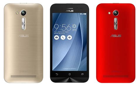 Baterai Asus Zenfone Go 4 5 Inch asus zenfone go 4 5 lte with 8mp rear launched at rs 6 999 sociofly