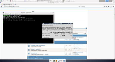 latency test latency 2 7 2 install on raspberry pi linuxcnc