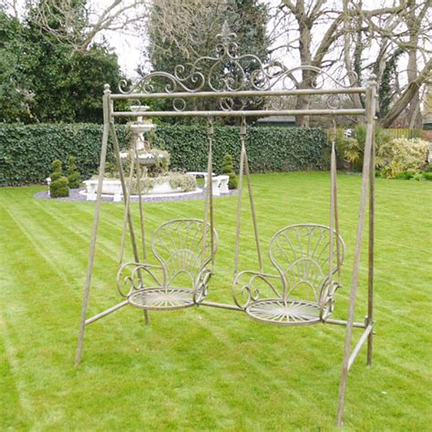 double bench swing swing bench buy outdoor swing seat swing chair candle