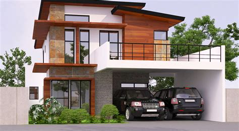 tips on house design philippines affordable modern house