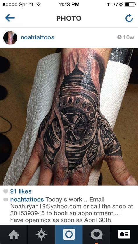 turbo tattoo ideas turbo black and grey tattoos by