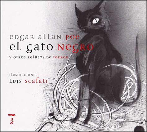 el gato negro y 8466655719 un pensamiento un libro rese 241 a 129 el gato negro edgar allan poe
