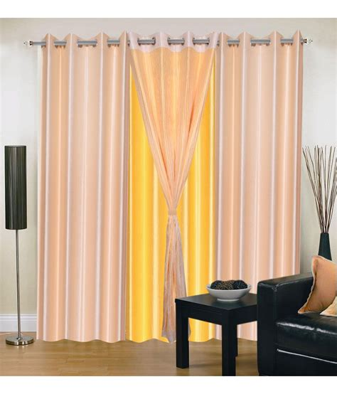 9 ft curtains decor vatika lovely combo of 9 ft curtain buy decor