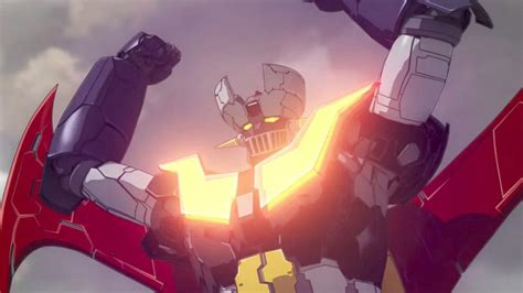 infinity anime new mazinger z infinity anime looks awesome in