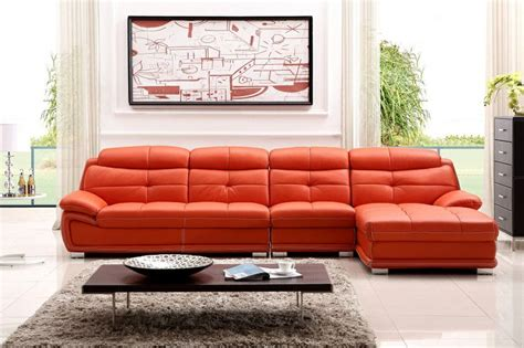 Orange Leather Sofa And Loveseat 17 Best Ideas About Orange Leather Sofas On Pinterest Yellow I Shaped Sofas Green Sofa And
