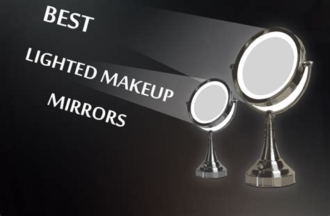 where can i find a lighted makeup mirror best lighted makeup mirrors for 2017 reviews and guide