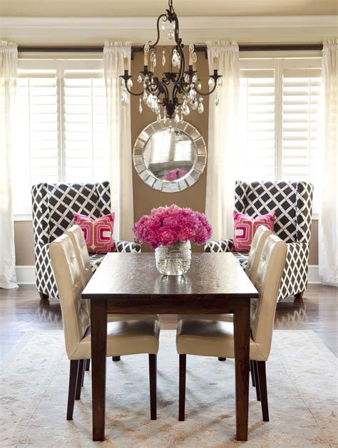 Just Two Fabulous Dining Rooms by A Fabulous Dining Room A Great Way To Add Character Is