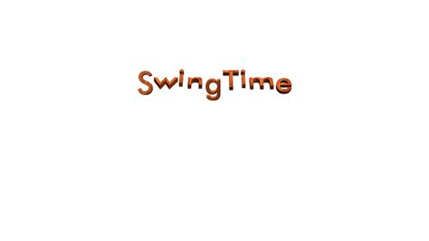swingtime a title for fcpx templates on creative market