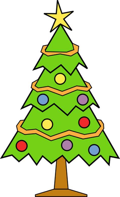 christmas tree clip art free clipart panda free
