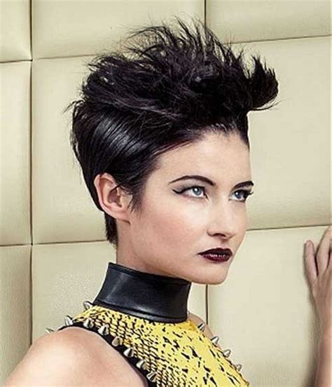 short spikey hairstyles for 2014 short spiky hairstyles for women