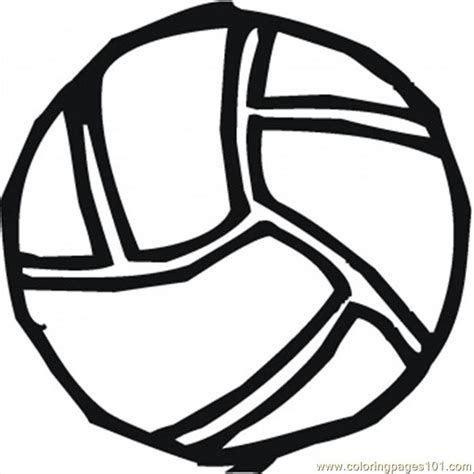 printable volleyball bookmarks coloring picture volleyball 171 online coloring