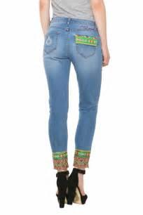 desigual jeans ethnic ankle 61d26e9 canada