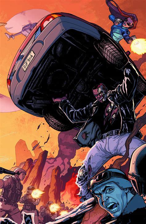 Terminator Salvation The Battle Volume Beli Sekarang terminator salvation the battle 4 fresh comics