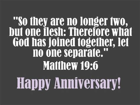 Christian Anniversary Wishes and Card Verses