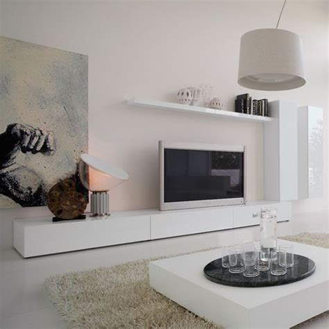 moderne einrichtung 4528 how to integrate a tv into your living room home
