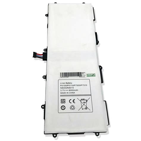 battery for samsung sp3676b1a galaxy tab 2 10 1 note gt p5113 gt p7500 gt p7510 ebay