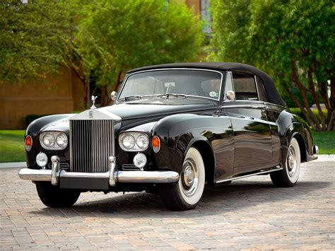 Rolls Royce Silver Cloud Coupe Silver Cloud Iii Mulliner Drophead Notoriousluxury