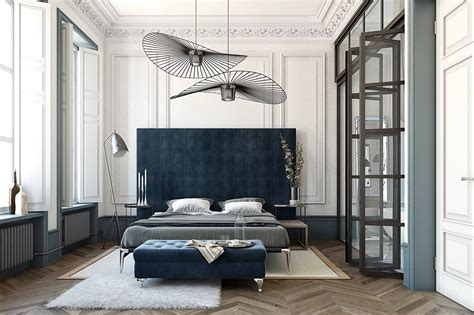 sophisticated design striking bedrooms with distinct personalities inspiration