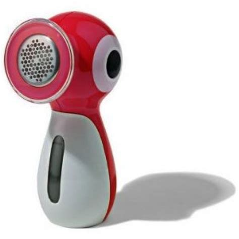 Teenagers Room by Alessi Piripicchio Fabric Shaver Alessi Stefano