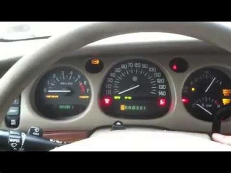 airbag deployment 2005 buick lesabre interior lighting 2000 buick century instrument panel repair odometer gear lights not working how to save money
